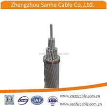 Naked Aluminum cable Aluminum cable without lining AAC AAAC ACSR