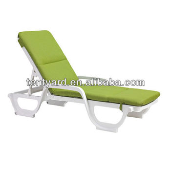 Outdoor recliner chaise cushion cheap patio chair cushions for Chaise cushions cheap