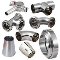Stainless Steel Pipe Fitting/Elbow,Tee,Reducer,Cap,Flange,Pipe,Tube