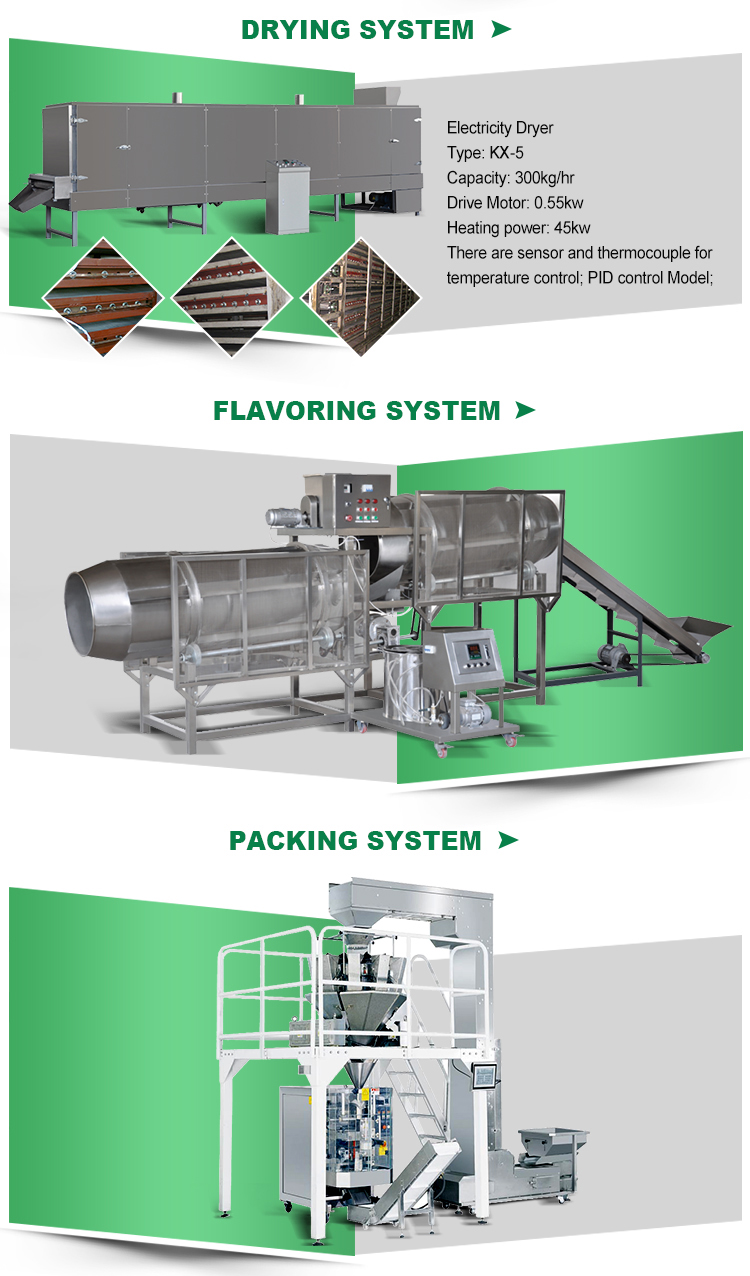 Dry dog food extruder machine/Making/Processing Machine/equipment/Production Line/Plant