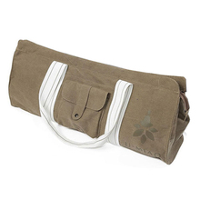 Bedrukt hoge Kwaliteit Zware Militaire Canvas <span class=keywords><strong>Sport</strong></span> Gym Tote <span class=keywords><strong>Yoga</strong></span> <span class=keywords><strong>Mat</strong></span> <span class=keywords><strong>Tas</strong></span> <span class=keywords><strong>met</strong></span> Rits Zakken