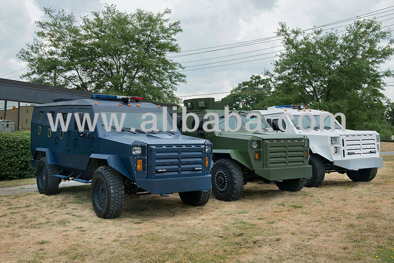 INKAS Armored Patrol Carrier (APC)