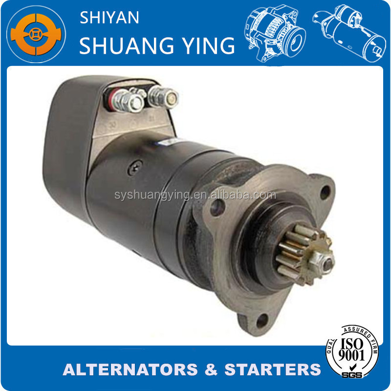 1547049 Volvo Starter Motor for Truck Engine Parts for VOLVO Buses B12 12.0L Dsl 1994-2006