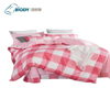 Printed organic cotton quilt bedspread bed sheets christmas bedding sets