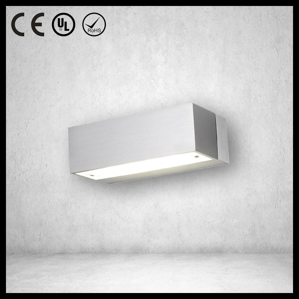 Simple Design Indoor Lighting Behind Bathroom Mirror Light