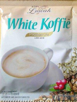 Luwak White Koffie Buy White Coffee Product On Alibaba Com