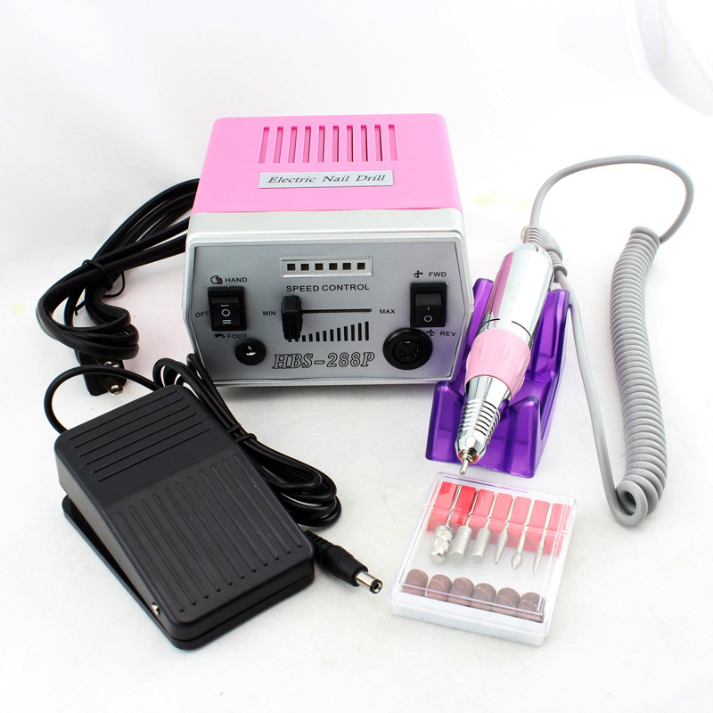 Ophir Pro Electric Nail Drill Machine 30000rpm File Art Bits Salon Acrylic Kit Polishing