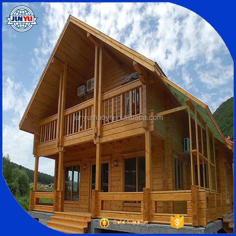 Cheapest Wooden House Price /Fasion Wood House