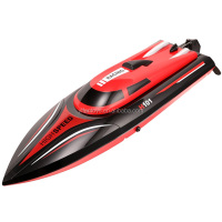 2.4G Remote Controlled 180 Degree Flip 25KM/H High Speed Electric RC Racing Boat for Pools, Lakes and Outdoor Adventure