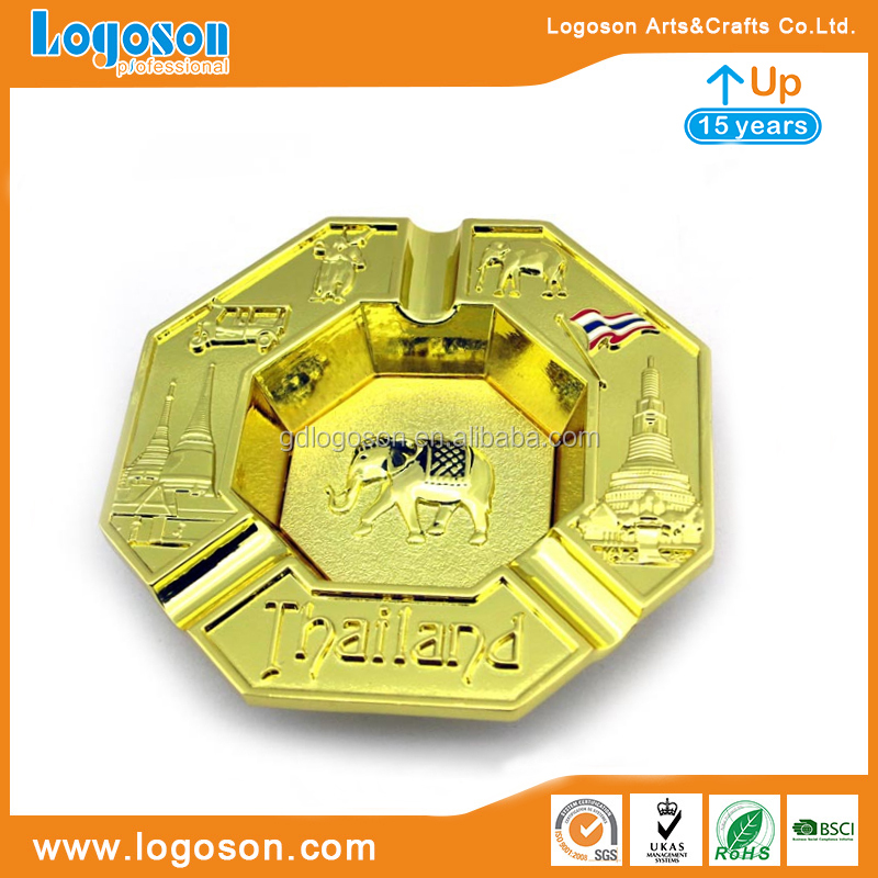 Thai Elephant Souvenir Ashtrays Thailand Personalized Gifts Wholesale Custom Ashtray Thailand Souvenir Gifts