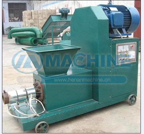 sample and safe use coconut shell diesel engine briquette machine for hot sale