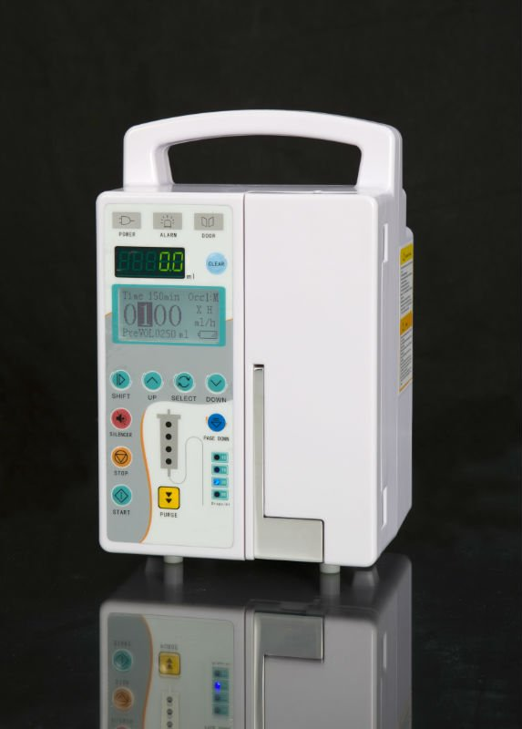 Good Partner On Infusion Pump With CE&FSC
