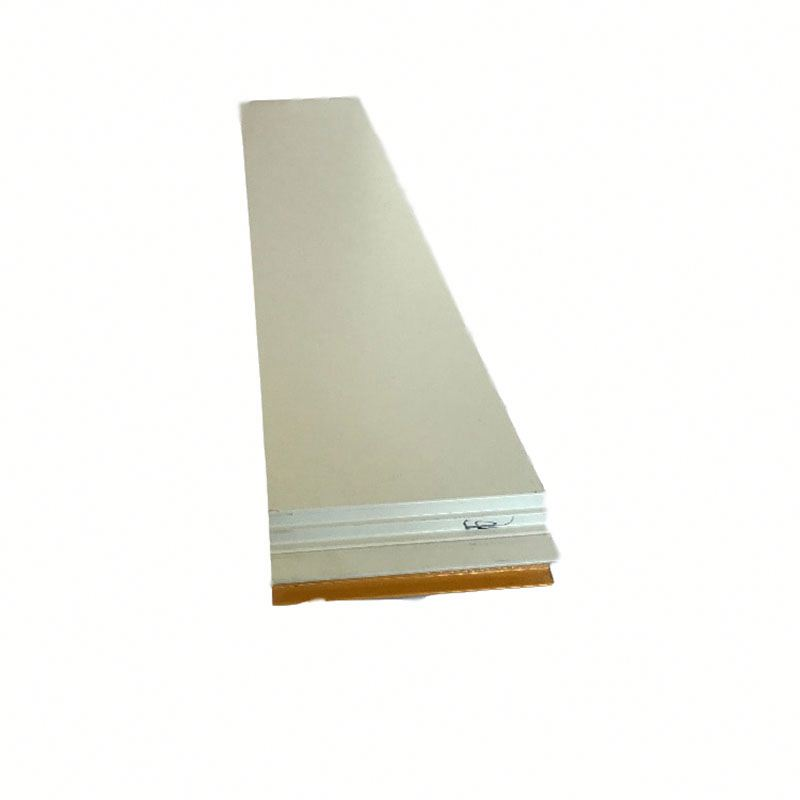 Super thermische isolierung material PU Dach Panel starren polyurethan schaum panel pir sandwich panel