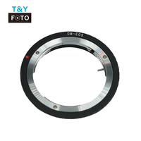 High Precision Adapter Ring for Olympus OM Lens to canon EOS Camera