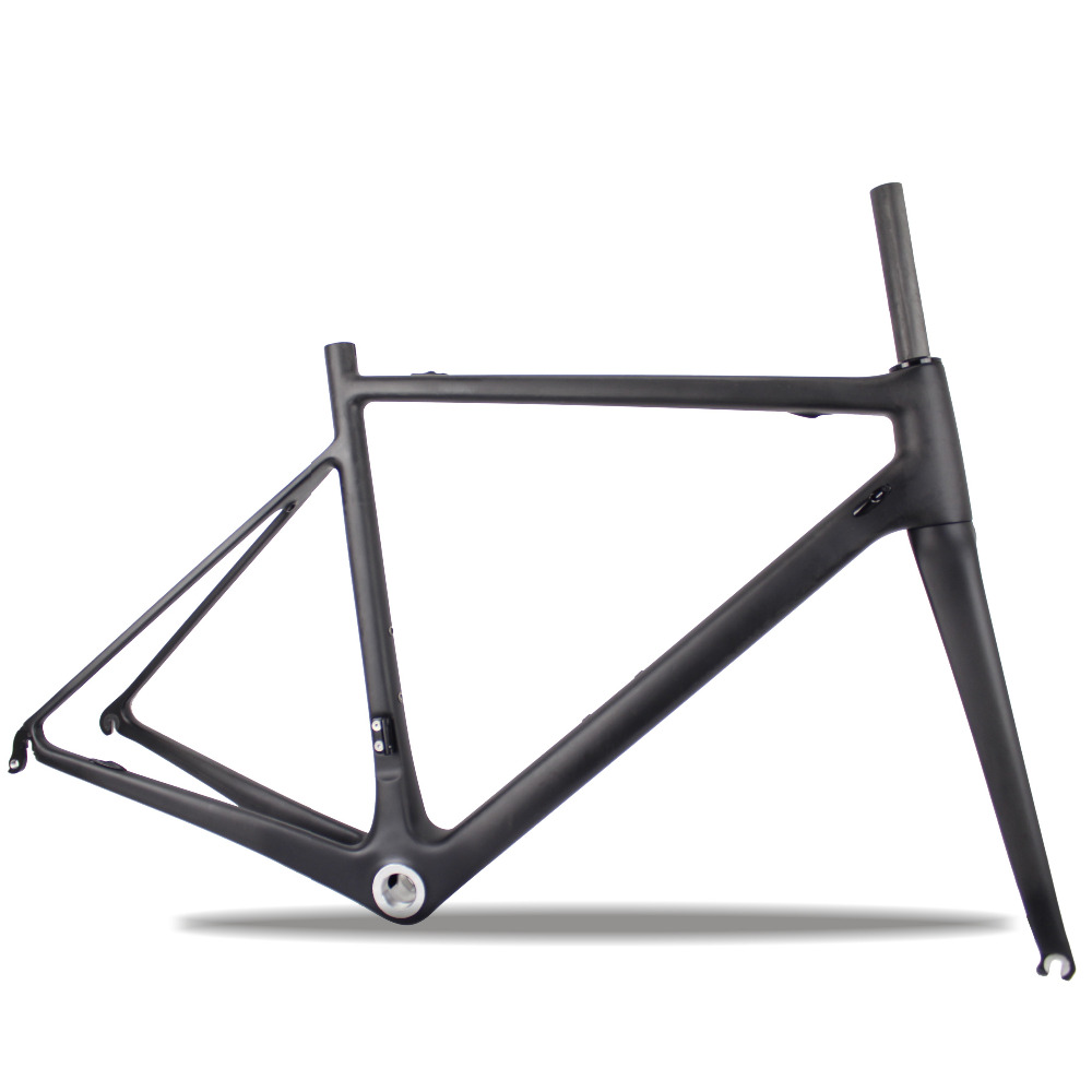 OEM China cycling bicycle frameset 2 year warranty carbon road bike frame for sale