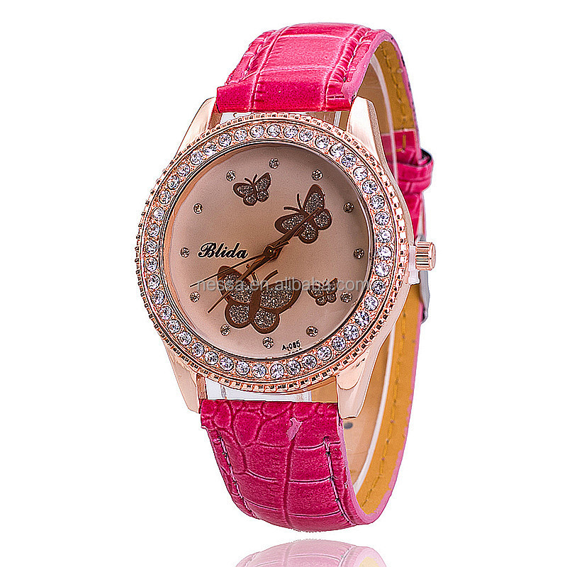 fashion fake diamond watch wholesale NS-HH183