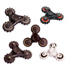 Hand Fidget Spinner Toys with Four Gears R188 Steel Bearing Spinning Top Fidget Spinner Stress Reliever Toys for ADHD