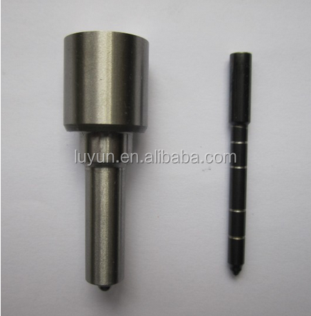 black needle common rail injector nozzle DLLA152P947