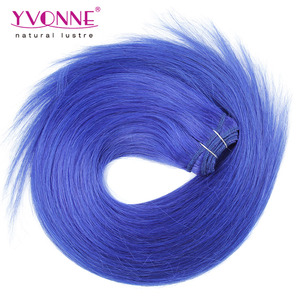 Top quality 5A raw cambodian hair blue braiding hair
