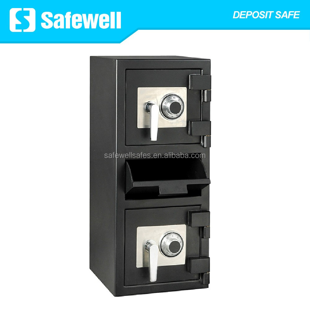 Safewell DS321414CC Hotel Bank Safe Deposit Box