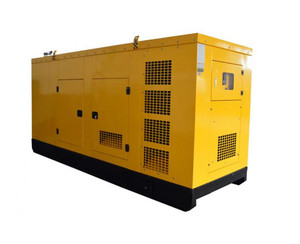 With Perkins Engine 500kva Silent Diesel Generator Electric