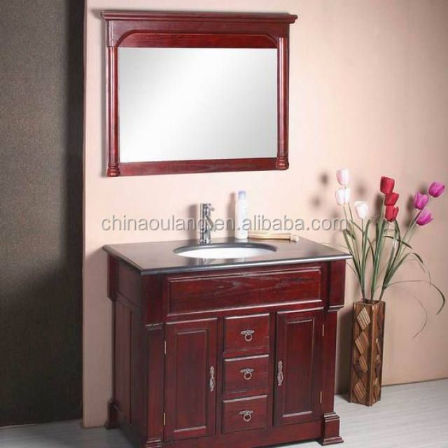 vanity antique vintage the trending bathroom units retro