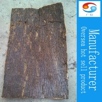 artificial dry tree bark/fake tree bark for decoration