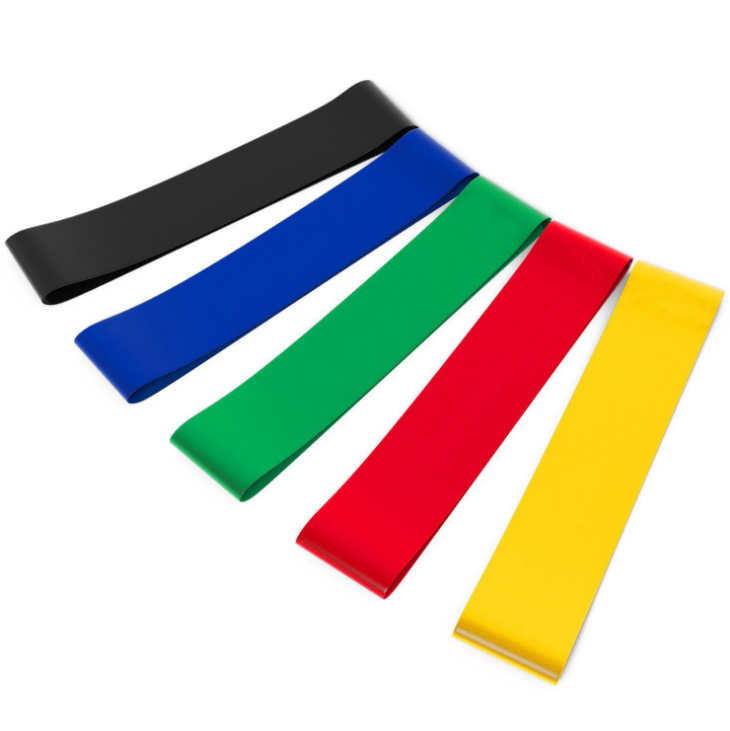 Wholesale resistance band pilates exercise yoga elastic band