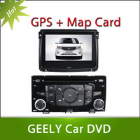 Hot 7inch GEELY Gleagle GC7 Car DVD GPS Player Car Stereo Navigation Radio Audio Bluetooth A2DP Steering Wheel Control