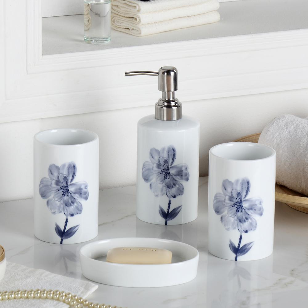 Venta al por mayor accesorios de porcelana para ba o for Accesorios bano porcelana