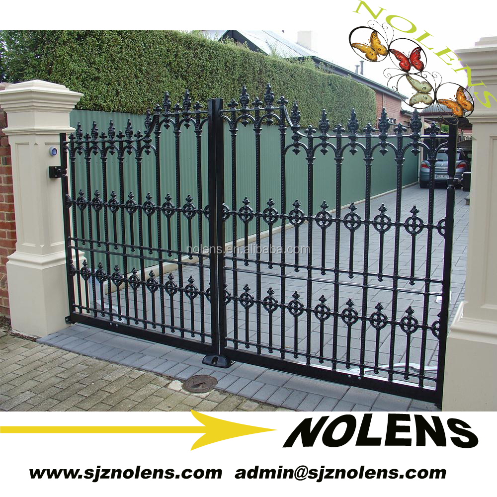 Simple steel gate design home design ideas simple house steel main gate design iron workwithnaturefo