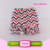 New designs patriotic boutique girls baby chevron print shorts wholesale Sew Sassy icing ruffle shorts