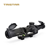 custom sniper tactical scope 270mm Germany Tech. air rifle scope 1-4X24 IR