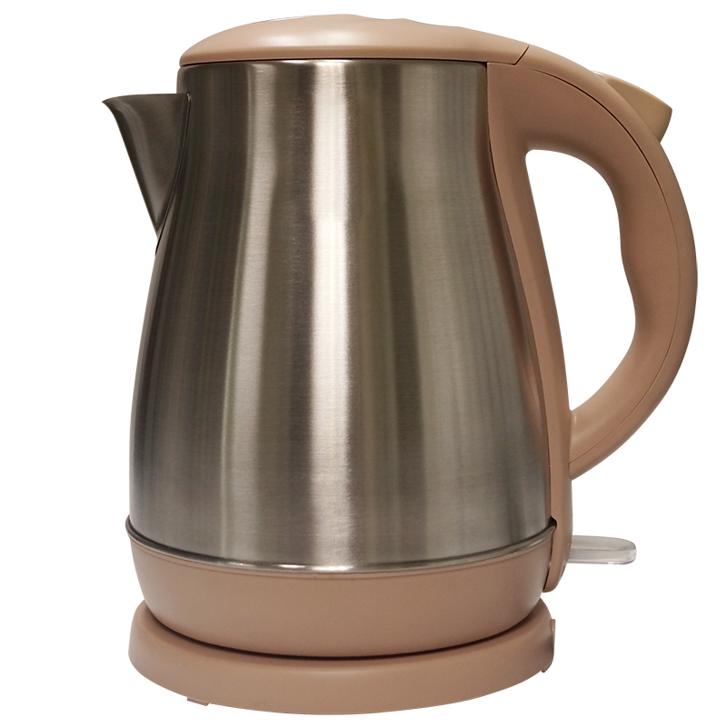 Rotating and automatic 1.8l 304 stainless steel electric kettle