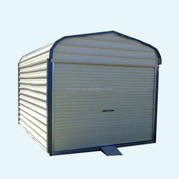 PORTABLE STORAGE SHED/steel storage unit & Portable Storage Shed/steel Storage Unit - Buy Shed Storage Solution ...