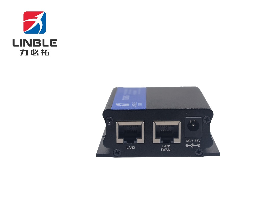 High quality 3g /4g LTE VPN wireless industrial wifi industrial grade router Supports PPTP client and L2TP client