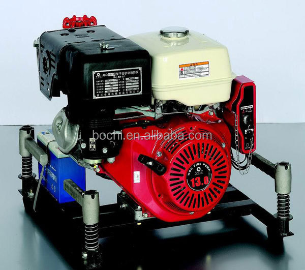 Portable Fire Diesel Engine Water Pump Set