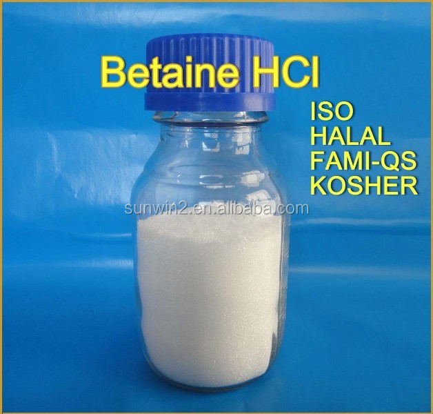 Betaine HCl 590-46-5