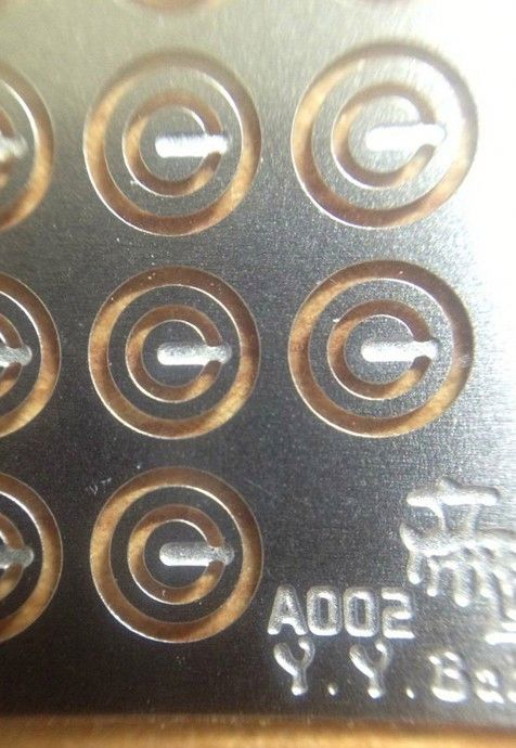 Custom precision shim washer circle etched stainless steel sheet,Wholesale manufacturers sus mask ---DH20918