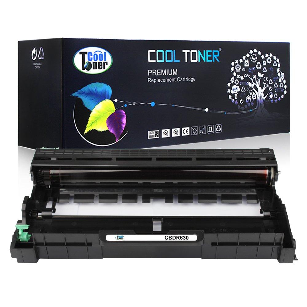 Cool Toner DR630 Drum Unit Compatible with Brother DR630 Drum Unit DR 630 DR-630 Work with Brother TN660 TN630 Toner Cartridge