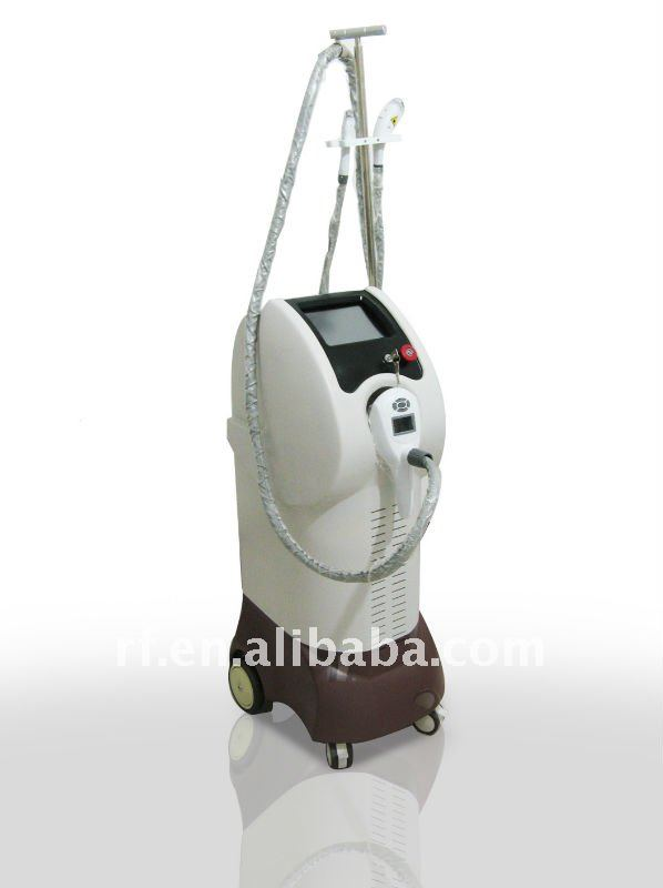 Latest vacuum cavitation slimming machine with RF/massage roller