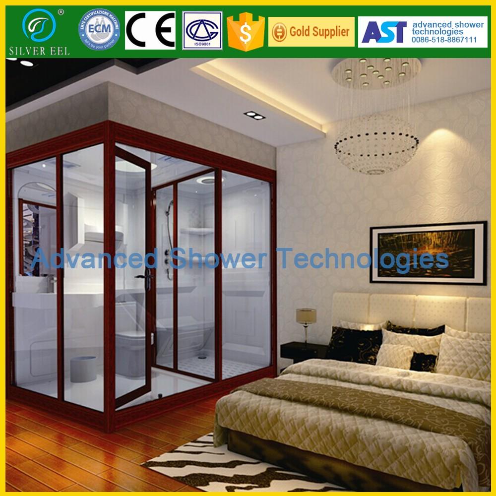 Ast Frp1014 Prefab Camping Caravan Modular Bathroom Toilet