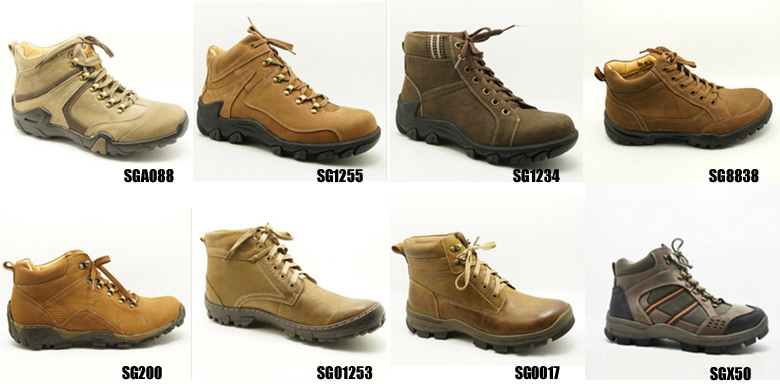 High Cut Ankle Support Durability Hiking Boots Good Prices Men ...