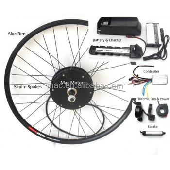Mac Ebike Conversion Kit With Battery - Buy Ebike Conversion Kit,Ebike  Conversion Kit,Ebike Conversion Kit Product on Alibaba com