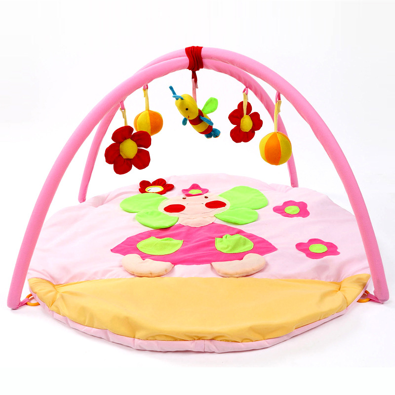 Free Shipping Cotton Child Climbing Pad Baby Floor Blanket