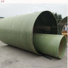 Filament Winding GRP Pipe fiberglass water supply pipe