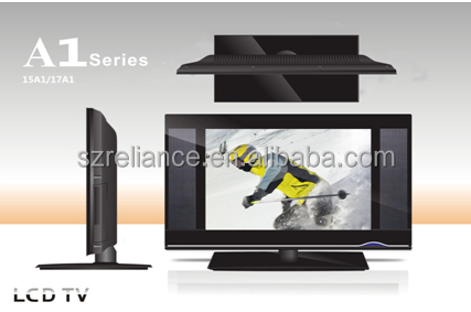 Hotel TV High definition TFT 17 inch lcd tv advertising