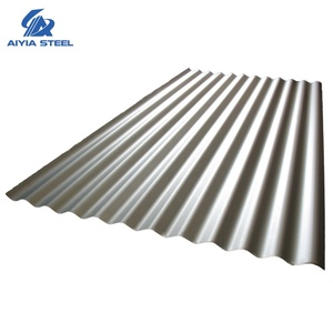 AIYIA Lightweight, Widely Used in Warehouse and Workshop Galvanized Corrugated Steel Roofing/Wall plate