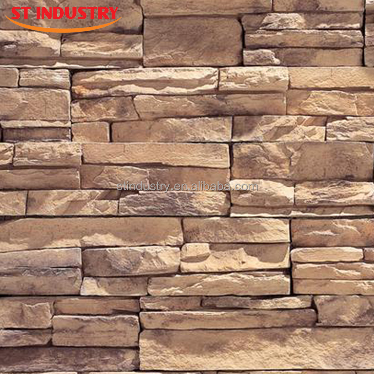 High quality exterior wall cladding Man made Stone