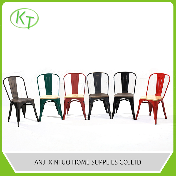 Muebles para el hogar Uso General Restaurante Colorido Retro Metal ...